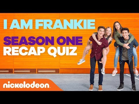 Do You Remember 'I Am Frankie'? 🤖 Try the Recap Quiz Challenge | Nick