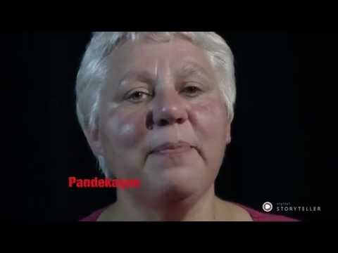 """Else Marie med sin egen udgave af folkeeventyret """"Pandekagen"""""""