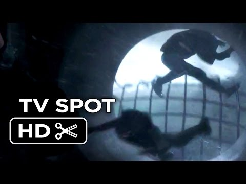 Into The Storm TV SPOT - Twittersphere (2014) - Richard Armitage Thriller HD