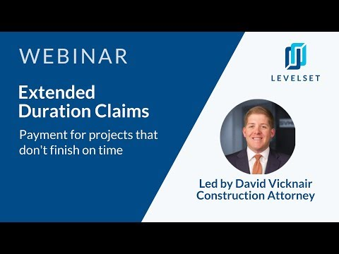 Construction Delay Claims Delay Types Claims And Defenses