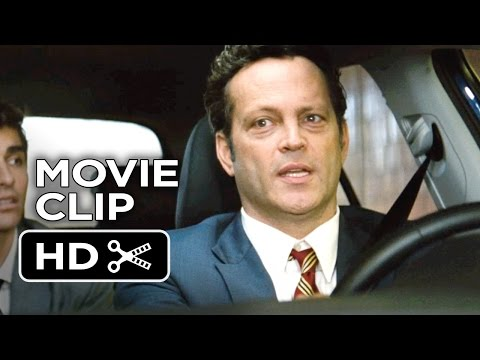 Unfinished Business Movie CLIP -  Why is the GPS in German? (2015) - Vince Vaughn Movie HD