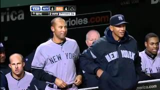 NYY@BAL: Swisher's blast puts the Yankees on top