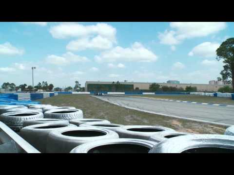 Audi R18 TDI Le Mans Prototype 1 Testing At Sebring Raceway | Video