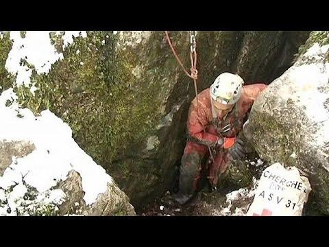 Γαλλία: Αίσιο τέλος για τους 7 σπηλαιολόγους που είχαν παγιδευτεί στα Πυρηναία