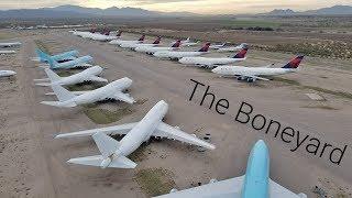 Video Hundreds of airliners ABANDONED in the desert! MP3, 3GP, MP4, WEBM, AVI, FLV Agustus 2018