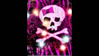 Girly Skull Sparkles LWP YouTube video
