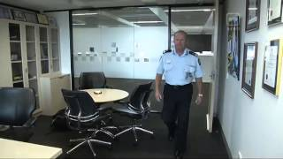 It's a place where the Australian Government wants to see more Aboriginal and Torres Strait Islander people working at the high-end of policing. The Australian ...