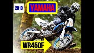 10. NEW 2018 Yamaha WR450F Specification