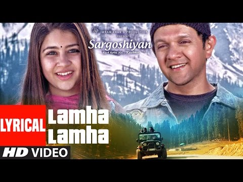 Lamha Lamha Lyrical Video | Sargoshiyan | Amit Mis