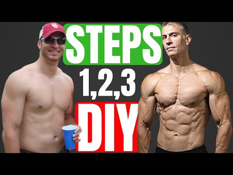 Get Shredded Do It Yourself Plan