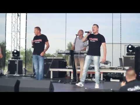 Tekst piosenki Mamzel - Audi na WOS-ie po polsku