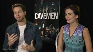 Nonton Cavemen Movie   Full Interview With Camilla Belle And Skylar Astin Film Subtitle Indonesia Streaming Movie Download
