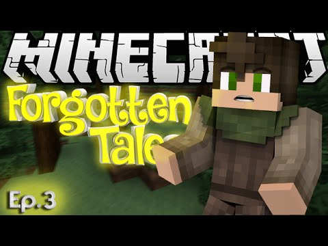 Witchcraft | Forgotten Tales | S1 : EP3 (Minecraft Roleplay)