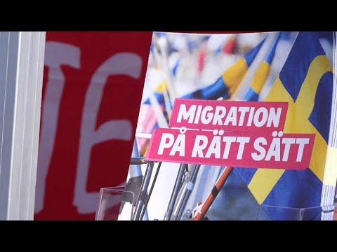 Σουηδία: Άνοδο της ακροδεξιάς δείχνουν οι δημοσκοπήσεις …
