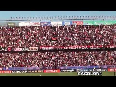 RESUMEN DE LA HINCHADA - Colón 1 vs Ferro 0 - Los de Siempre - Colón