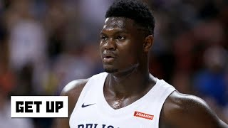 Zion is 'significantly overweight' and he's not in shape - Seth Greenberg | Get Up