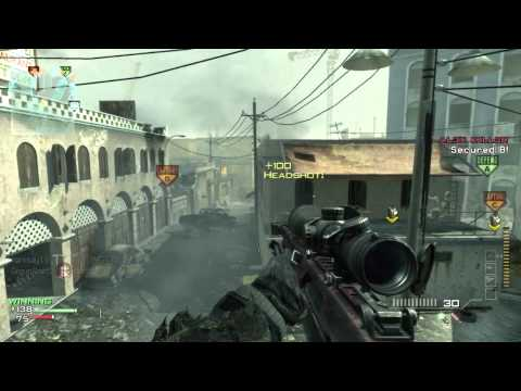 mw3 sniper gameplay - Hope you enjoy! Like this video, it helps, you know what to grow ;) Follow me on twitter and send in your gameplays! https://twitter.com/#!/Groupbrett2.