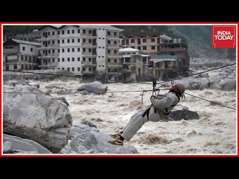 Human Face Of Disaster In Uttarakhand, Many Left Homeless