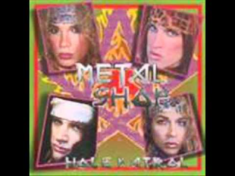 Metal Skool (Steel Panther)- Hells On Fire With Funny Intro.wmv