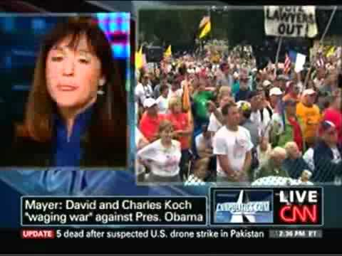 CNN: Koch Brothers Fund the Tea Party
