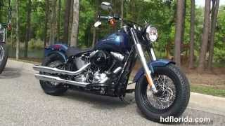 6. New 2014 Harley Davidson Softail Slim Motorcycles for sale - New Models Arriving August 2015