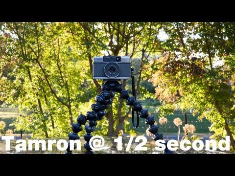 24-70mm f2.8 Showdown! - VC & hand holding
