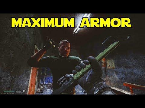 Maximum Armor! Escape From Tarkov