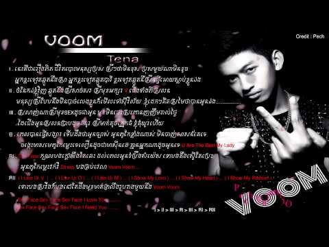 Voom-Tena Full Lyric