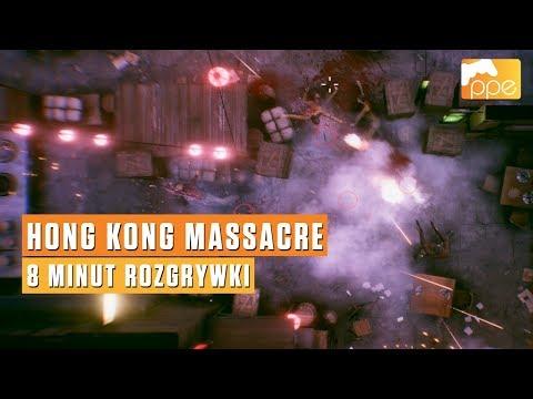 The Hong Kong Massacre - pierwsze 8 minut z PS4