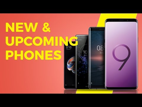 New and Upcoming Phones to watch out for (April 2018)   Digit.in