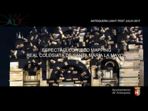 Antequera Light Festival (ALF) 2017