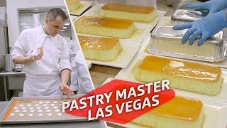 How Master Pastry Chef Florent Cheveau Runs the Busiest Bakery in Las Vegas — Chefs of the Strip by Eater