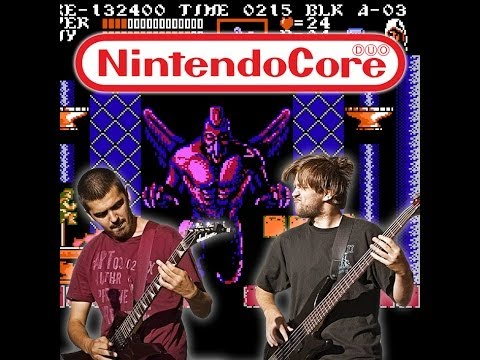 Castlevania 3 Aquarius Theme Metal/Djent Cover