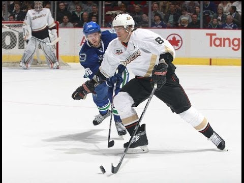 Anahiem Ducks At Vancouver Canucks – 04/07/2014