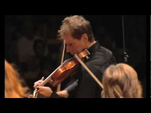 ACO perform Mozart Violin Concerto No.4 (excerpt)