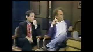 Simon & Garfunkel Interview 1983