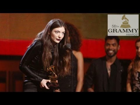 grammy awards winners - Grammy Awards 2014 is over and we are here with the list of winners. Jay Z, Justin Timberlake, Rihanna, Daft Punk, Lorde Win Big.