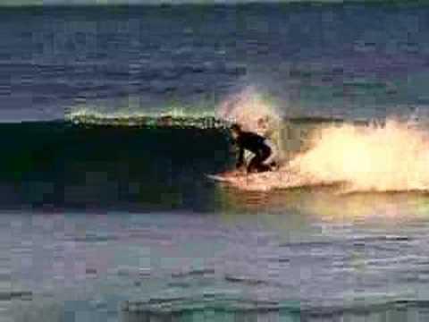 Surfers at North Head, Moruya