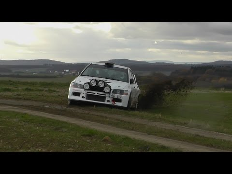Saarland Rallye 2016 | Crash & Mistakes | rallye4fans