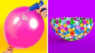 Video 35 CHEAP BUT COOL CRAFTS FOR YOUR HOME MP3, 3GP, MP4, WEBM, AVI, FLV September 2019