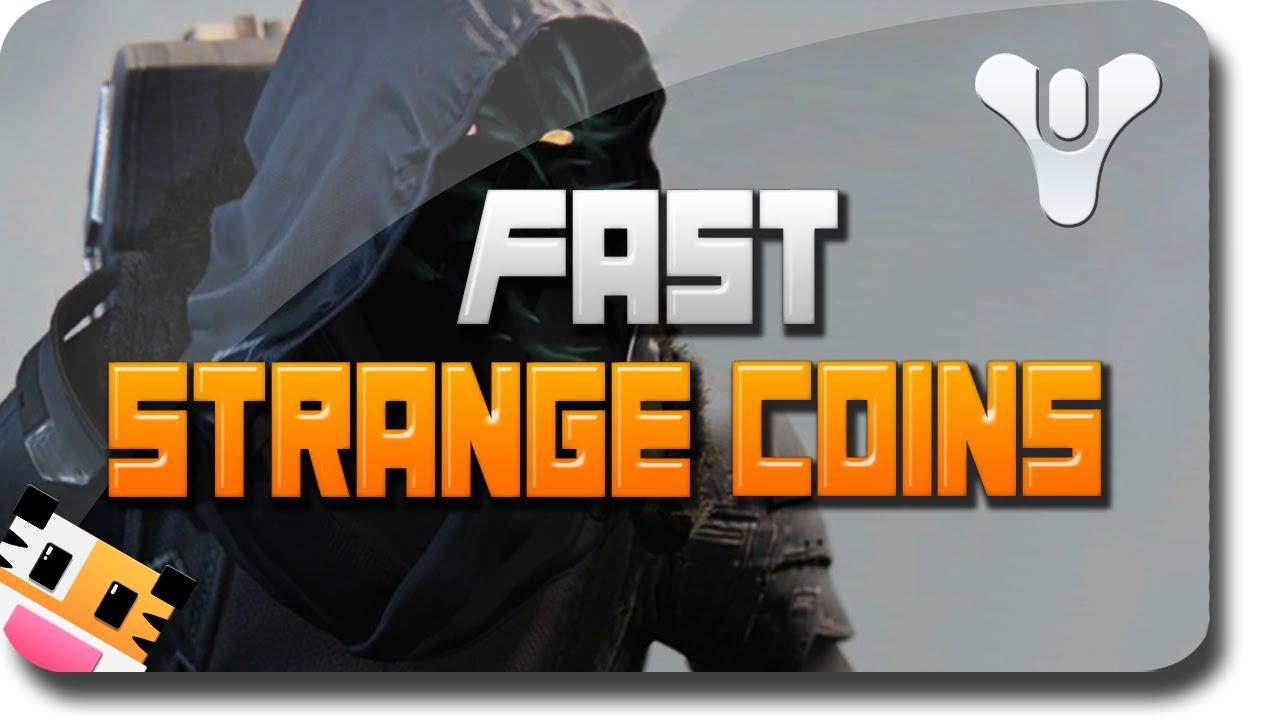Destiny strange coins fast strange coins and easy strange