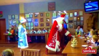 Дед Мороз и фокусник
