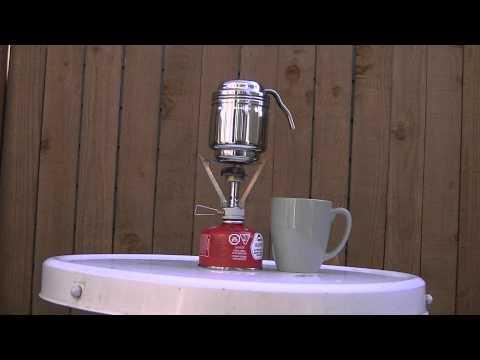 Esbit coffee maker