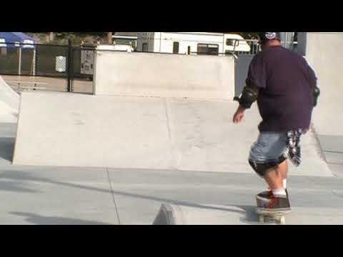 Hot Spot Skateboard Park, Spartanburg, South Carolina