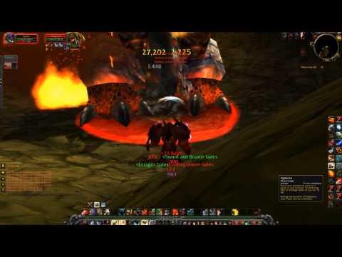 ThunderFury vs Magmamar HD (видео)