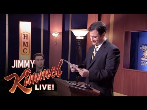 Handsome - Jimmy Kimmel Live - Handsome Men's Club.