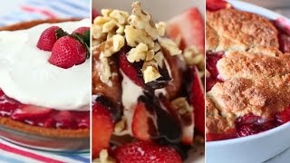 Summer Strawberry Desserts - Everyday Food with Sarah Carey by Everyday Food