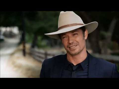 Justified - Raylan meets Choo Choo