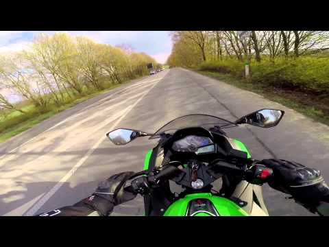 Kawasaki Ninja 300 2014 SE - Purchase First Ride