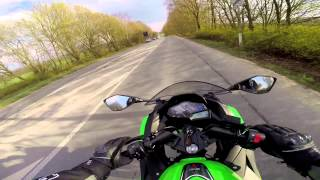 10. Kawasaki Ninja 300 SE - Purchase First Ride